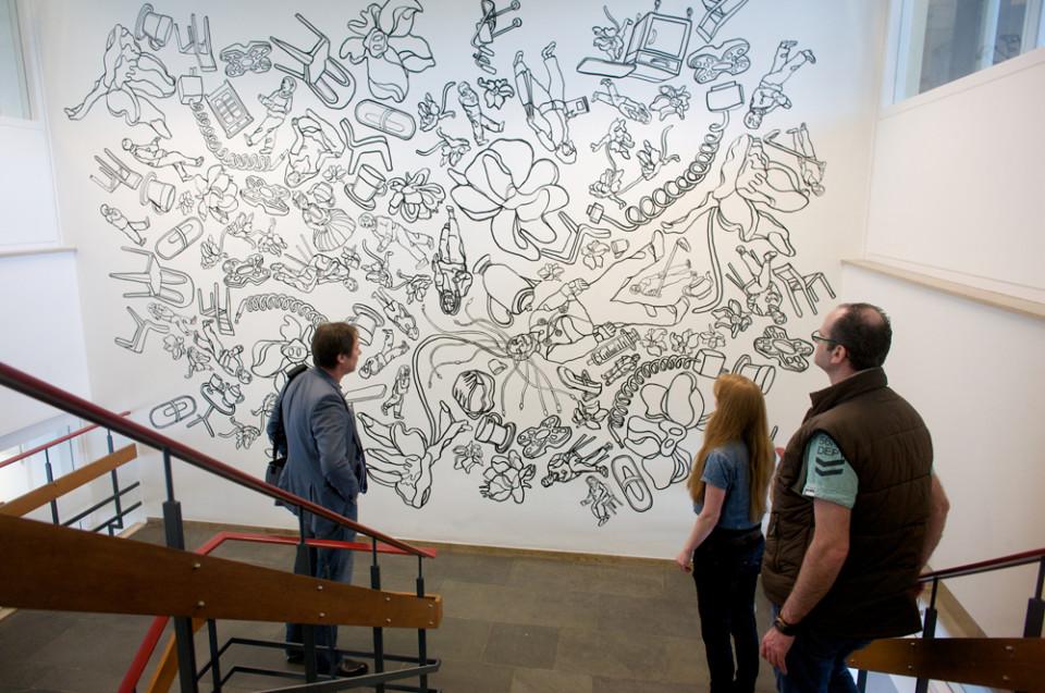 muralSilviaRussel